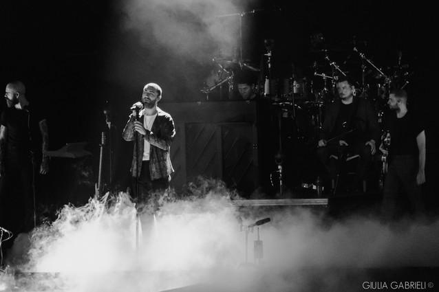 SAM SMITH live in Verona