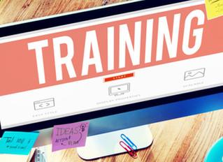 Sí, tus empleados pueden entrenar en línea. Sería sumamente increíble y ellos lo amarán.