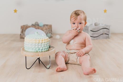 ♥ EDOARDO / SMASH CAKE ♥