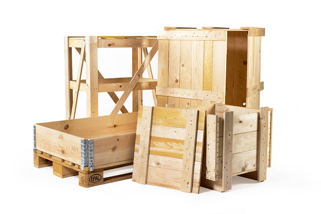 WOOD PACKAGING COMPANY
