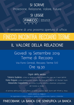 FINECO CENTER VALDAGNO