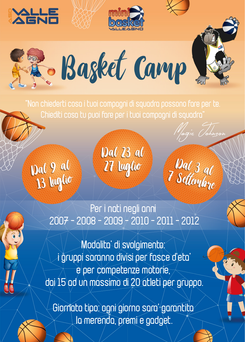 BASKET CAMP 2018