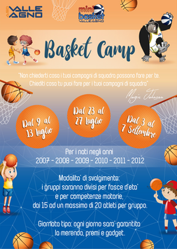 BASKET CAMP 2018