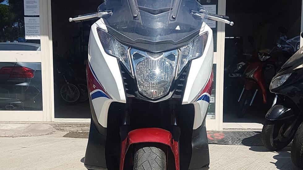 Honda Integra 750_ 2014 Km 25.000