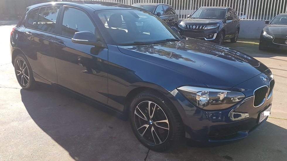 BMW 116 D 85 kw Unico Proprietario