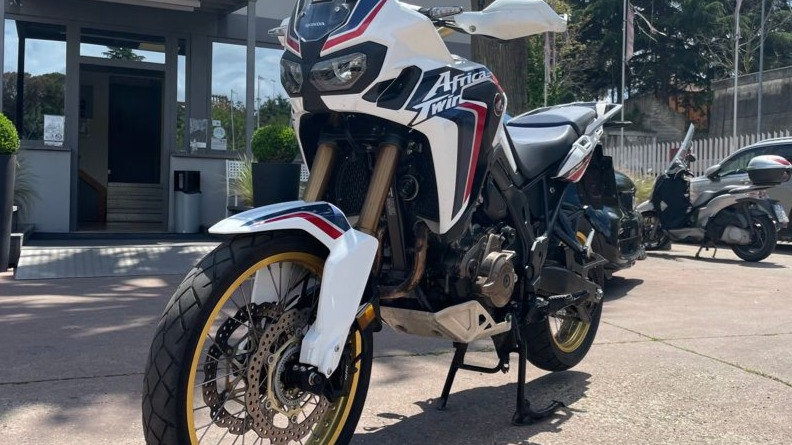 Africa Twin 1000 Dct Abs