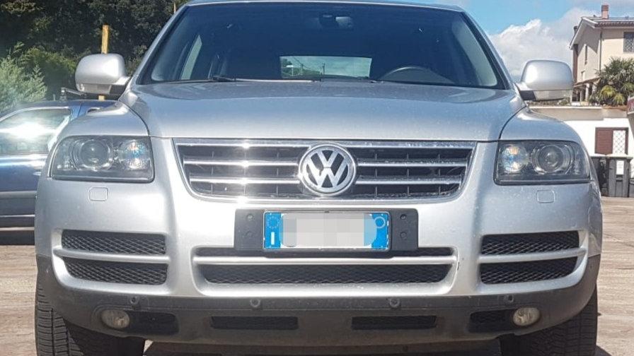 VW Touareg 3.0 V6 - 224 Cv