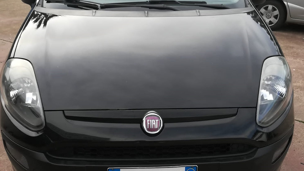 Fiat Grande Punto Benzina X Neopatentati