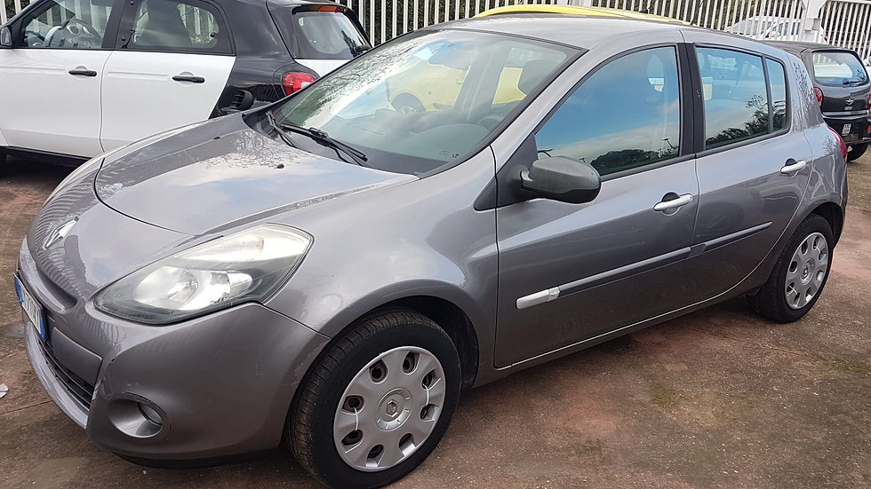 Renault Clio 1.5 Diesel 63 kw
