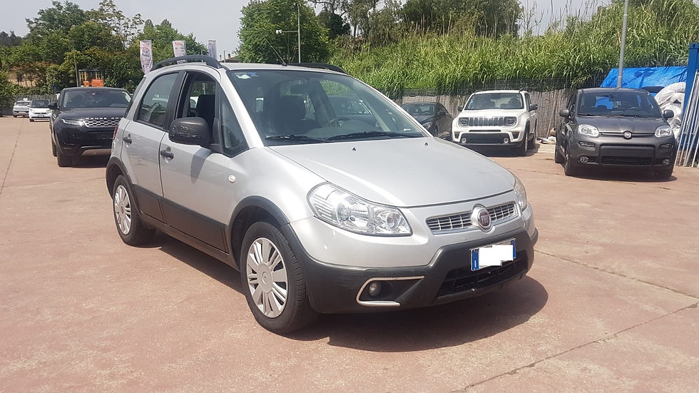 Fiat Sedici Gpl / Benzina Km 90.000