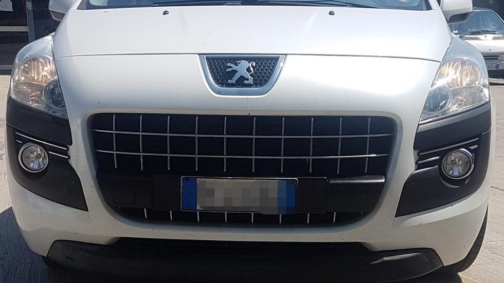 Peugeot 3008 _ 2011 Full Optional