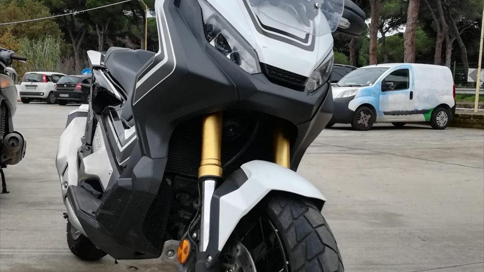 Honda XAdv 750 _ 2017 _ Garanzia Inclusa