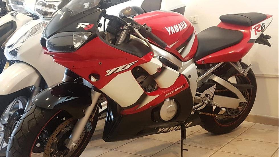 Yamaha R6 _ 2003 _ Ottime Condizioni _