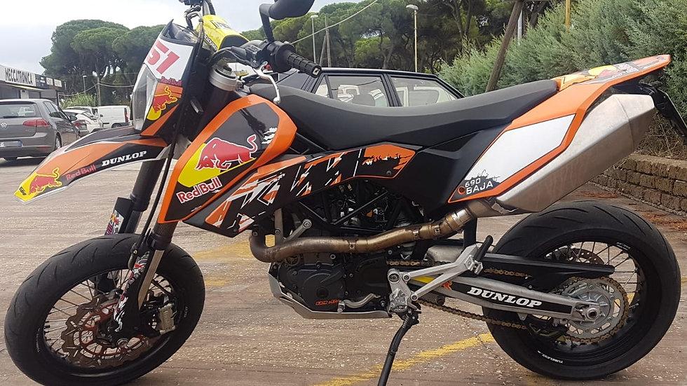 Ktm 690 Smc _ Red Bull _