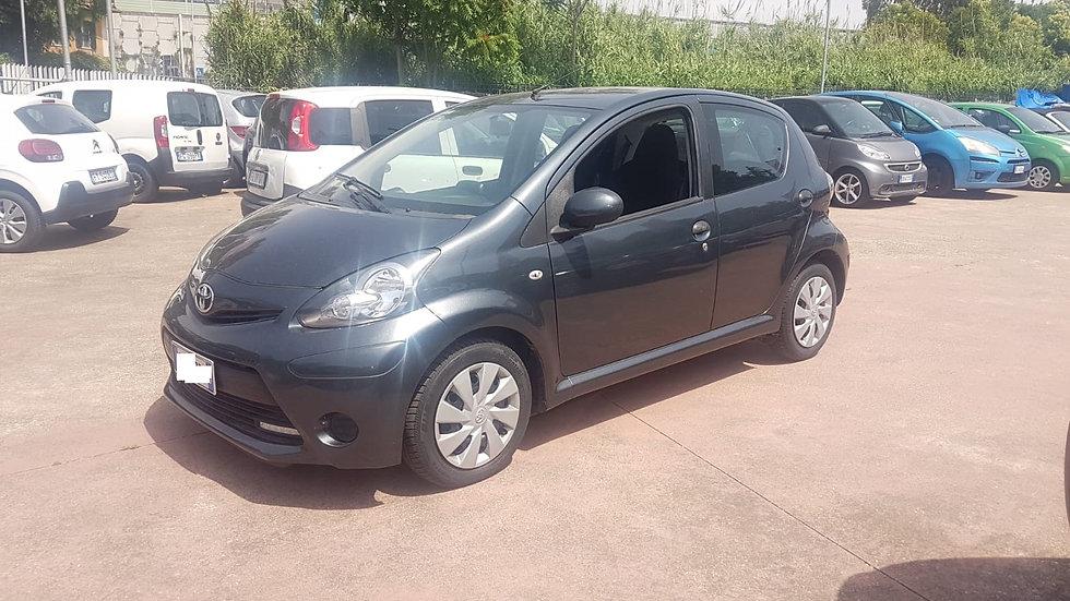 Toyota Aygo 1.0 Benzina / Neopatentati