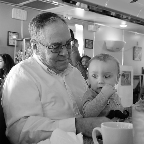 Dad and Alex 2017