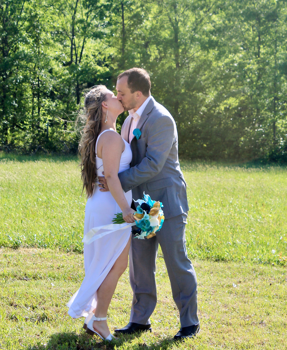 Fauquier County Wedding