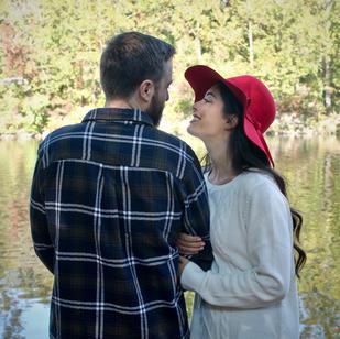 Engagement Session Occoquan, Virginia