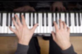 Piano lesson Master Piano Institute