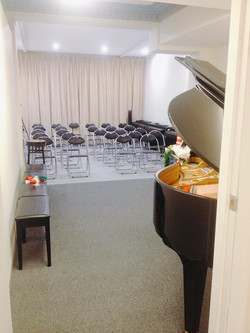 grand piano room for concert sydney