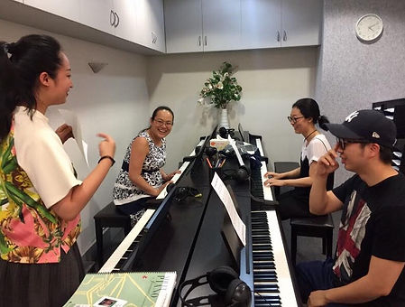 piano group lesson for adults bginner sydney