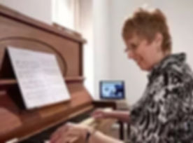 piano online video skype lesson