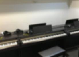 Piano room hire sydney CBD master piano institute