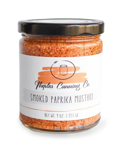 Smoked Paprika Mustard
