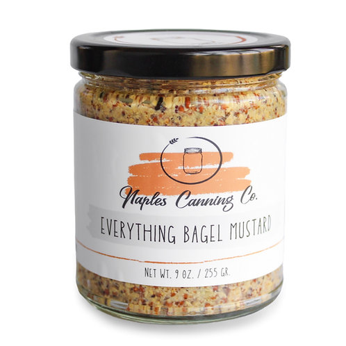 Everything Bagel Mustard