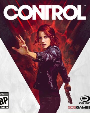 CONTROL Character Jesse Faden (French)
