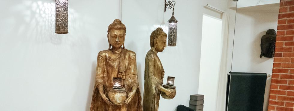 Budda i yogasal