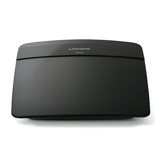 Linksys E1200 AP Wireless N Router