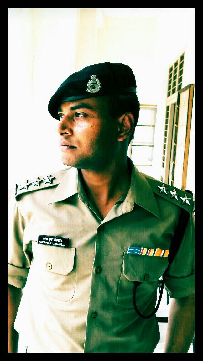 Asst. Commandant Amit