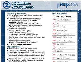 HANDOUTS EasyCADs - 2 FA Building Survey