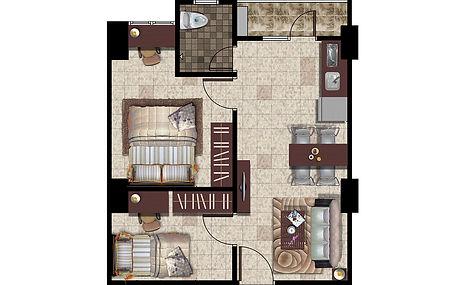 apartemen kelapa gading