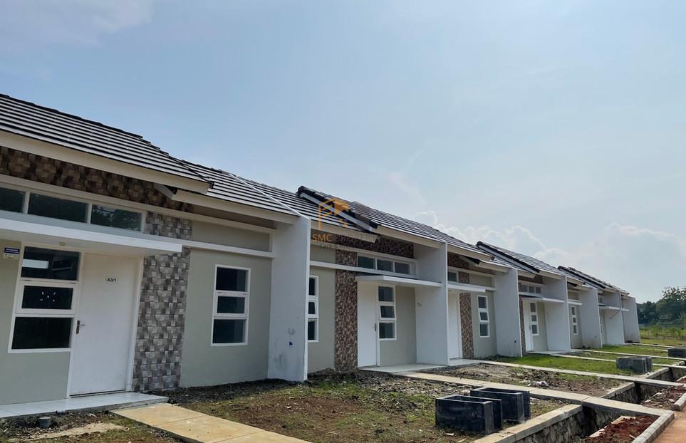 progress rumah subsidi synergy residence 1