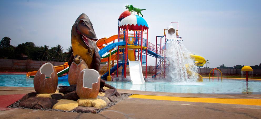 Kolam Renang Fun Park