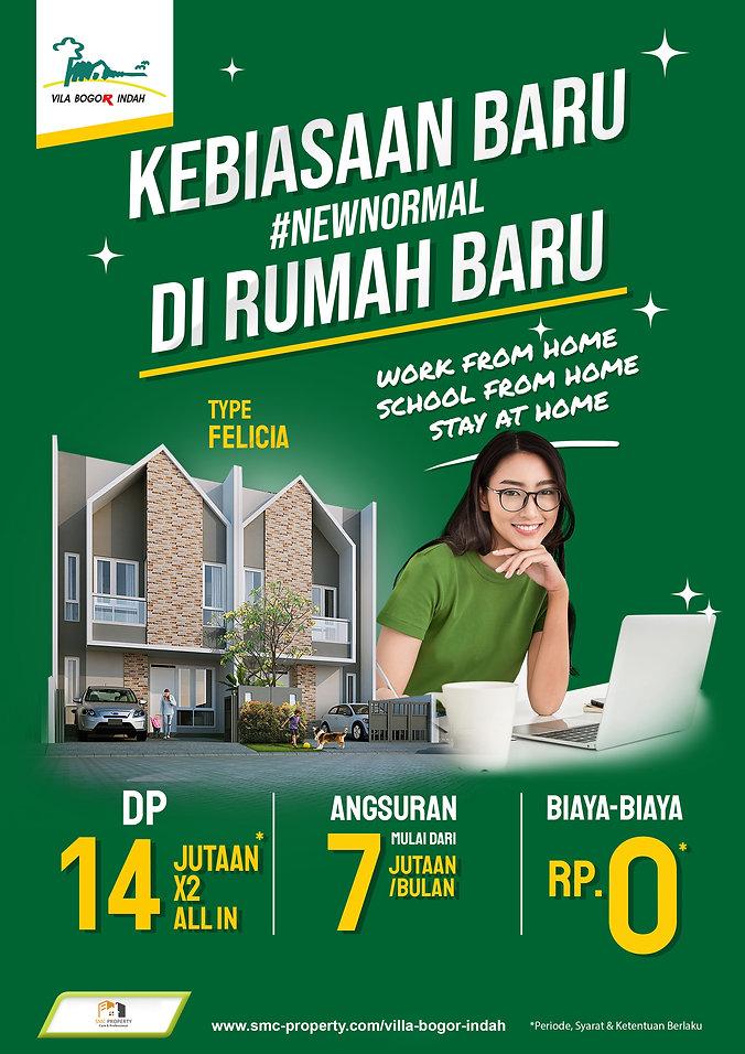 Villa Bogor Indah