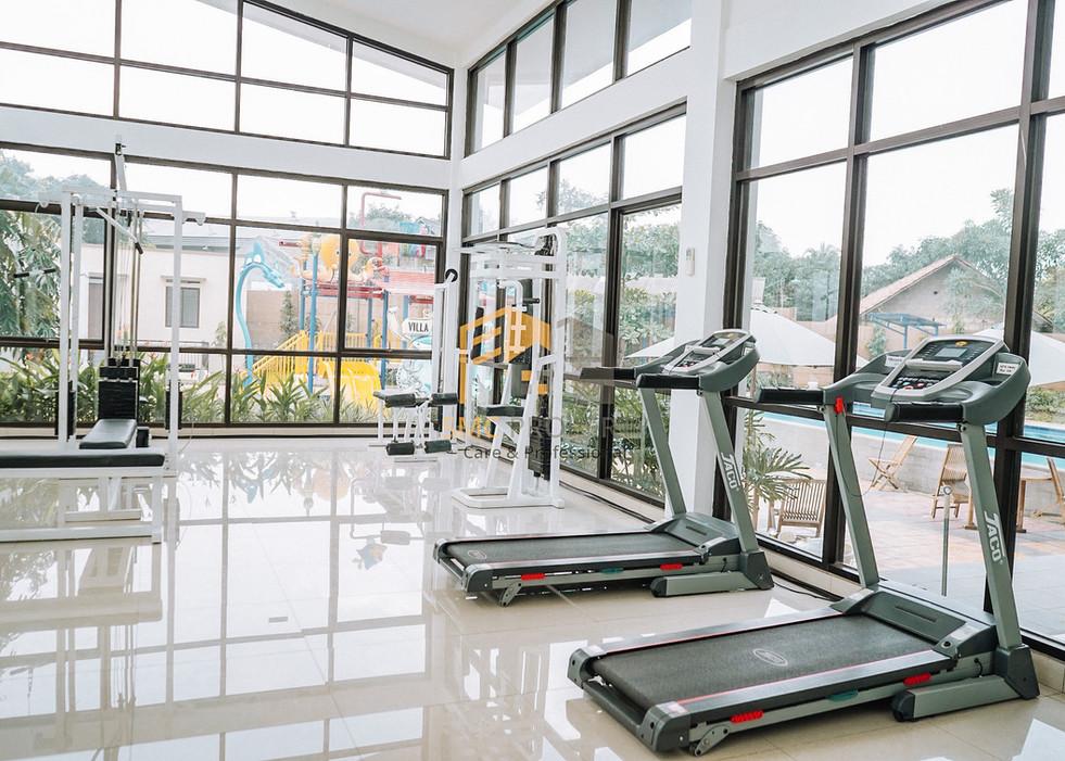 Tempat Fitness