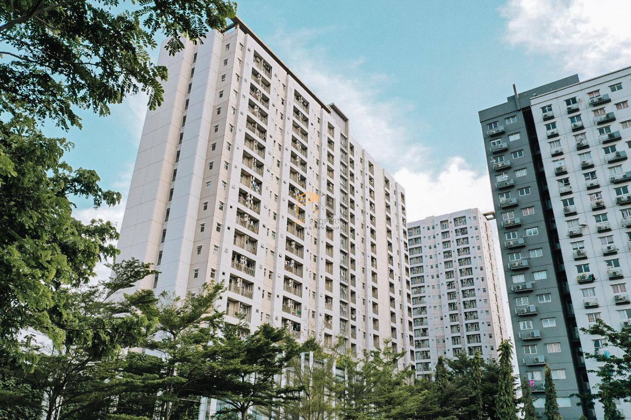 Tampilan Apartemen The Oak Tower