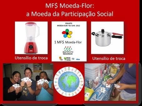 MOEDA FLOR: A Moeda da Participação Social