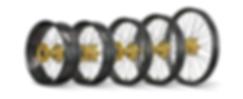 Goldspeed vanteet supermoto ja motocross