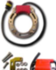 HPI Kisasähköt am6 ja derbin moottoriin