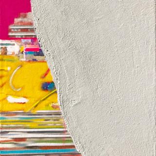 A House Story45.5x33cm.Acrylic & Mixed m