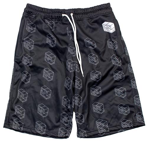 Block Logo Athletic Shorts