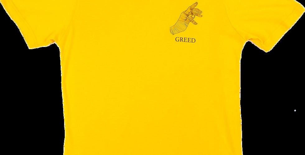 Sin: Greed