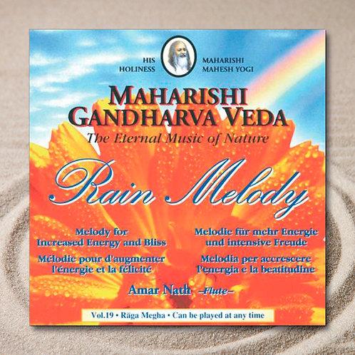 CD - RAIN MELODY