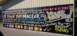 words mural 1