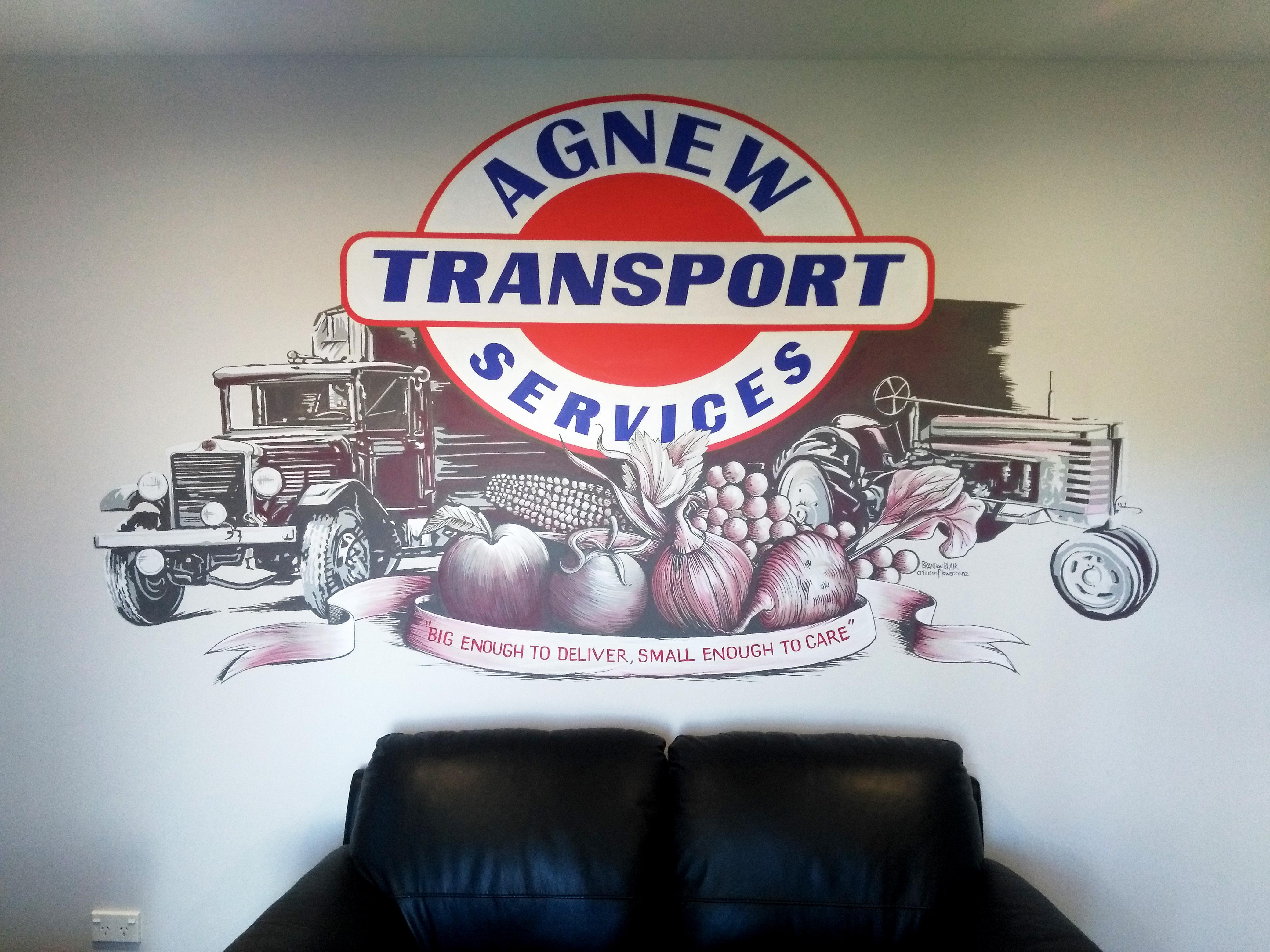 agnew mural
