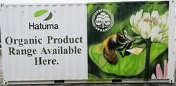 hatuma organic container